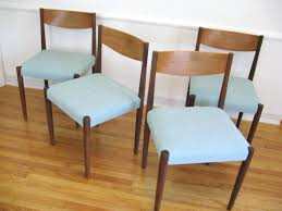 vintage 60s furniture. 60s Danish Modern Teak Wood Vintage Dining Chairs By Fabulousmess Furniture A