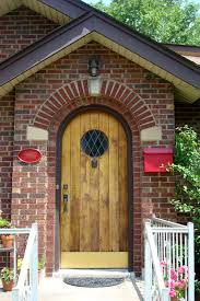 arched front doorShould I stain or paint my front door  Lansdowne Life