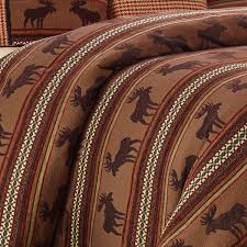 delectably yours bayfield moose duvet by hiend accents