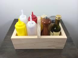 handmade wood condiment cads ventura ca
