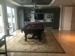 rug under pool table home design need a replacement rug for under pool table rugs rug under pool table