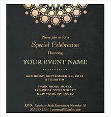 Formal Invitation Template Invitation Formal Invitation Templates ...