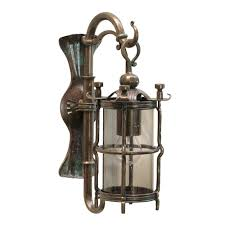 black iron rustic and vintage outdoor wall mounted lighting with motion sensor ideas