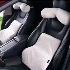 memory foam car seat covers for car neck pillow car lumbar cushion environmental protection memory foam