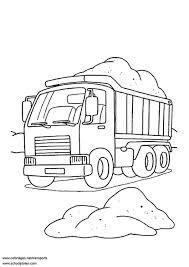 Vrachtwagen Mack Kleurplaat Printen Vrachtwagens Kleurplaten