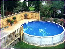 contemporary above backyard above ground pool ideas rocks around amazing and unique and unique above ground pools a