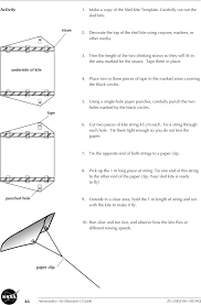 Free Sled Kite Template - Pdf | 205Kb | 8 Page(S) | Page 3