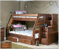 bunk bed with stairs plans. Photo 3 Of 10 Httpwww Kidsfurniturenmore Comwp Contentuploadstwin Over Full Bunk Bed With Stairs And Storage Plans (ordinary R