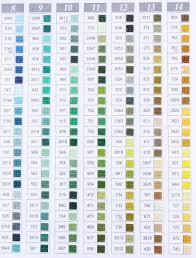 Dmc Color Chart For Diamond Painting Diamond Painting Colour Codes Diamond Foto And Platinum