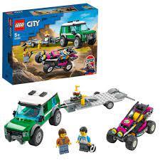 Thanh lý Đồ Chơi LEGO City 60288 - Đội đua xe Buggy địa hình (LEGO 60288  Race Buggy Transporter) giá cạnh tranh