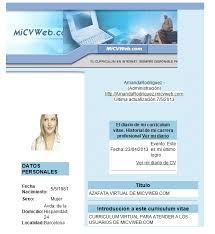 Modelocurriculumcv10 Gratis 20 Modelos Curriculum Vitae En Word
