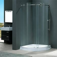 40 shower door x round 5 frosted stainless steel shower enclosure right sided door with white 40 shower door