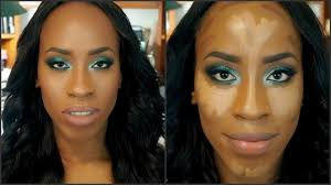 flawless full coverage foundation routine tutorial for black women you