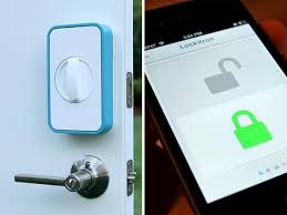 smart front door locks10 Bluetooth Devices for Everyday Life