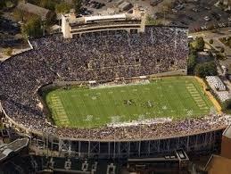 Vanderbilt University Football Stadium Seating Chart Dudley Field Vanderbilt University It Used To Be The Place