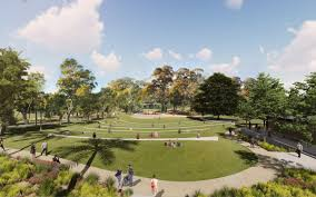 However you choose to explore it, victoria park holds a rich diversity of experiences for you to discover. Hassell Perth S Edward Millen Park Gets A Revamp
