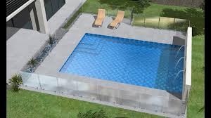 pool fence direct frameless glass pool fence installation basemount miniposts