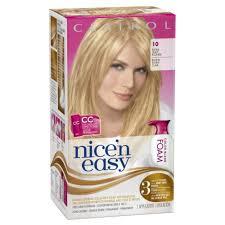 Clairol Nice N Easy Color Blend Permanent Hair Color Foam