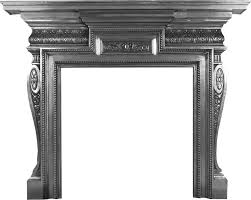 heb356 or heb062 black or full polish large knightsbridge cast iron fireplaces are made by carron