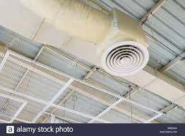 Duct Line Design Building Interior Air Duct Air Condition Pipe Line System