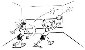 Giochi Di Rinvio Con Bambini Squash Squash Pallamano Mobilesportch