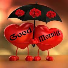 good morning love hearts