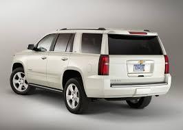 2015 Chevrolet Tahoe Almost Aces Crash Tests - autoevolution