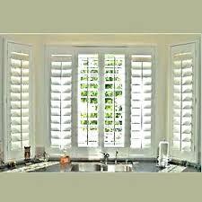 interior impressive interior plantation shutters in diy wood faux interior plantation shutters