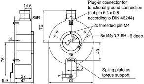 wachendorff automation encoder incremental quadrature optical step data