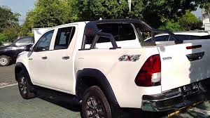 2018 Toyota Hilux 4x4 Turbo Diesel 00 100 Kmh Review - YouTube