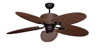 leaf ceiling fan. Palm Leaf Ceiling Fan With Light | Propeller
