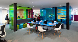Image Layout Hot Desking Virtual Office By Design The Evolution Of Office Design Morgan Lovell