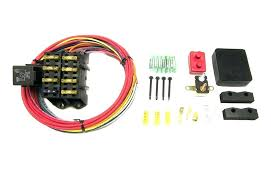 painless fuse box wiring diagrams wiring to fuse box on 1963 122s volvo painless wiring fuse box boss auxiliary fuse block 7 circuits car fuse box painless wiring fuse