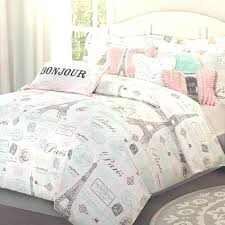 paris quilt set duvet covers quilt set best twin bed comforter sets ideas on girls twin