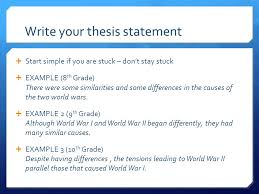 thesis generator for essay thesis example essay person studied