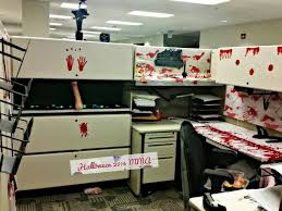 office cube decorations. office halloween decoration ideas brilliant fall decorations images on cube