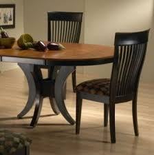 Round Kitchen Tables With Leaf Foter