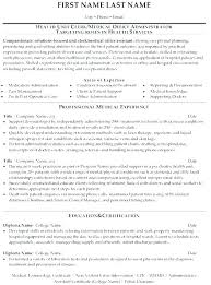 Sample Resume For Medical Office Assistant Interesting Medical Record Administrator Medical Records Clerk Resume Here Are