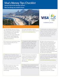 visa brings digital payments to rio 2016 olympic games as 1 2 million travelers are expected in brazil business wire