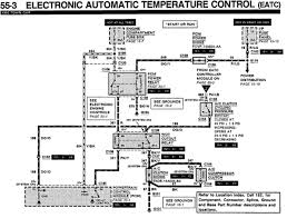 lincoln town car an a c control head wiring diagram cold start graphic