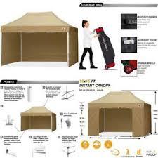 abccanopy ez pop up canopy tent with