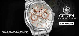 citizen watches macy s citizen the signature collection watch now