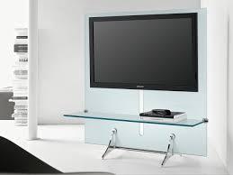 Kitchen Television Kitchen White Design With Minimalist Cabi Glass Shelves Sliding