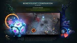 valve smashes portal and dota 2 worlds together again with rare