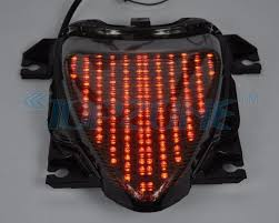 popular suzuki m buy cheap suzuki m lots from suzuki led motorcycle tail light sequential turn signal for suzuki m109 r 06 11