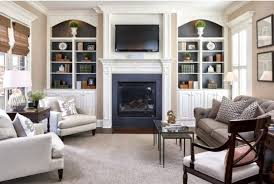 fireplace wall decor ideas living room interior design home family room ideas