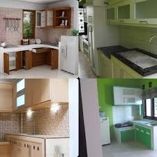 home kitchen furniture. Pembuatan Dapur Multipleks - Semarang By CV. Kembang Djati Furniture Home Kitchen