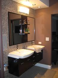 interior two sink bathroom modern appealing double vanity vanities on in avaz with 4 from