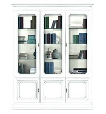 bookcase with glass doors ikea door bookcases best ideas on billy instructions