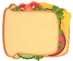 sandwich clipart. Beautiful Clipart Sandwich PNG Clipart Throughout